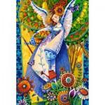 Puzzle  Castorland-103829 David Galchutt: Angelic Harvesting