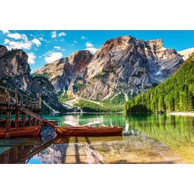 Puzzle Castorland-103980 Dolomiten, Italien