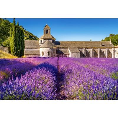 Puzzle Castorland-104284 Provence, Frankreich