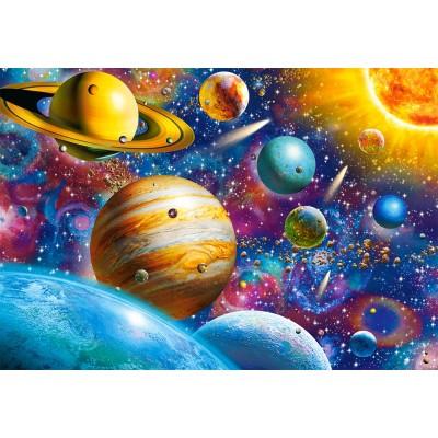 Puzzle Castorland-104314 Solar System Odyssey