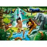 Puzzle  Castorland-111022 Jungle Book