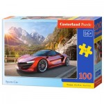 Puzzle  Castorland-111107 Sports Car
