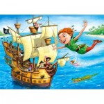 Puzzle  Castorland-13432 Peter Pan