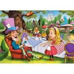Puzzle  Castorland-13456 Alice im Wunderland