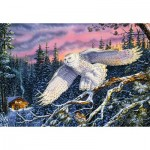 Puzzle  Castorland-151554 Whisper on the Wind