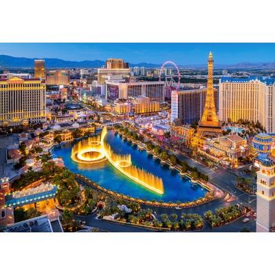 Puzzle  Castorland-151882 Fabulous Las Vegas