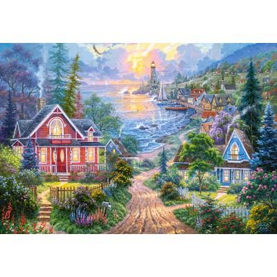 Puzzle Castorland-151929 Coastal Living