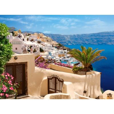 Puzzle Castorland-200672 Santorini, Greece
