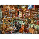 Puzzle  Castorland-200771 General Merchandise