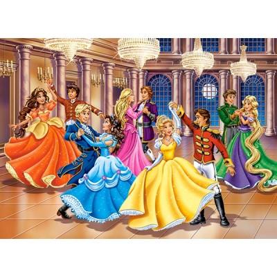 Puzzle Castorland-222018 Princess Ball