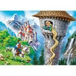 Puzzle  Castorland-27453 Rapunzel