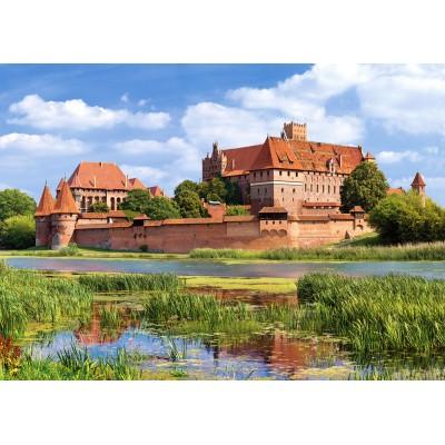 Puzzle Castorland-300211 Marienburg, Polen