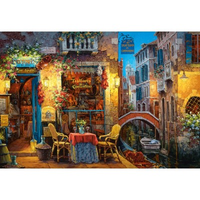 Puzzle Castorland-300426 Our Special Place in Venice