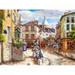 Puzzle  Castorland-300518 Sacré Coeur, Paris, Frankreich