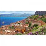 Puzzle  Castorland-400140 Monemvasia, Griechenland