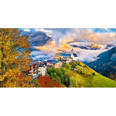 Puzzle  Castorland-400164 Santa Lucia, Italien