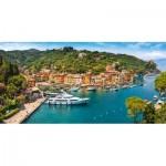 Puzzle  Castorland-400201 Portofino, Italien