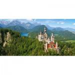 Puzzle  Castorland-400218 Neuschwanstein