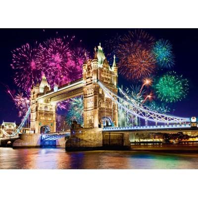 Puzzle  Castorland-52592 Tower Bridge, London, England