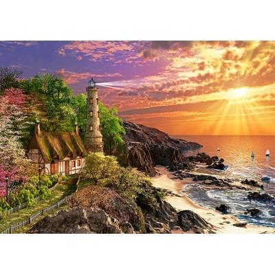 Puzzle Castorland-52615 Dominic Davison: Stoney Cove