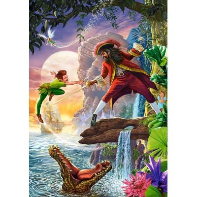 Puzzle  Castorland-52769 Peter Pan