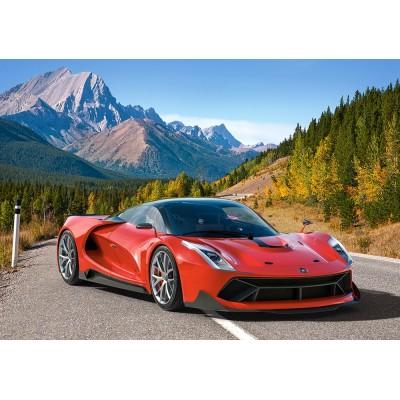 Puzzle Castorland-52967 Mountain Ride