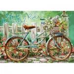 Puzzle  Castorland-52998 Beautiful Ride