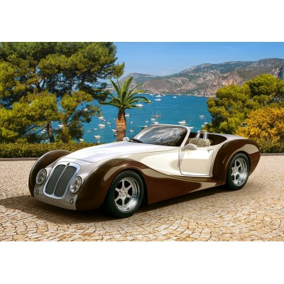 Puzzle Castorland-53094 Roadster in Riviera