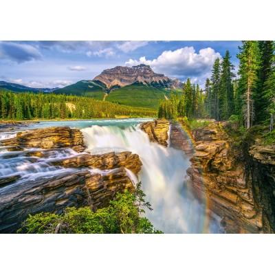 Puzzle Castorland-53117 Sunwapta Falls, Kanada