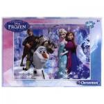 Puzzle  Clementoni-07243 Frozen
