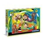 Puzzle  Clementoni-07261 Ben 10