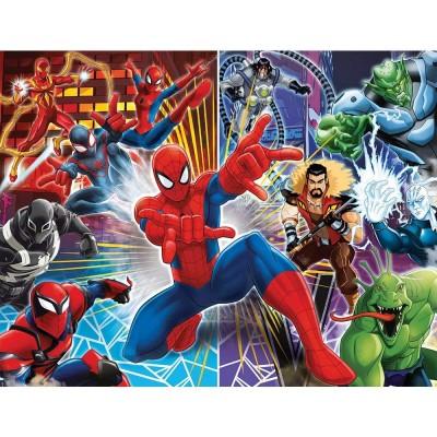Puzzle  Clementoni-07340 Spider-Man