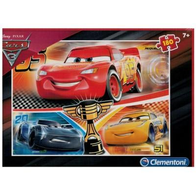 Puzzle  Clementoni-07341 Cars 3