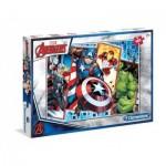Puzzle  Clementoni-07343 Avengers