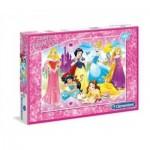 Puzzle  Clementoni-07344 Disney Princess