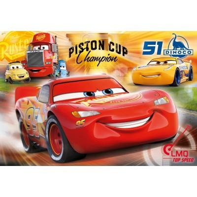 Puzzle  Clementoni-07438 XXL Teile - Cars