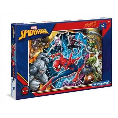 Puzzle  Clementoni-07441 XXL Teile - Spider-Man