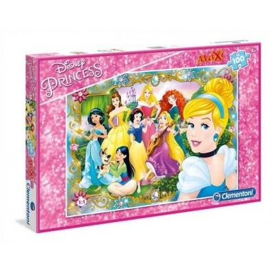 Puzzle  Clementoni-07534 XXL Teile - Disney Princess