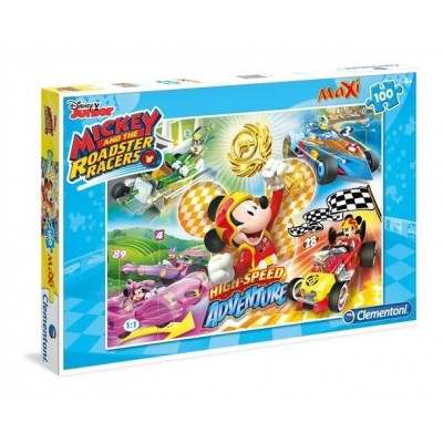 Puzzle  Clementoni-07535 XXL Teile - Mickey Mouse