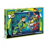 Puzzle  Clementoni-07536 XXL Teile - Ben 10