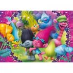 Puzzle  Clementoni-08422 Trolls
