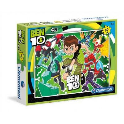 Puzzle  Clementoni-08432 Ben 10