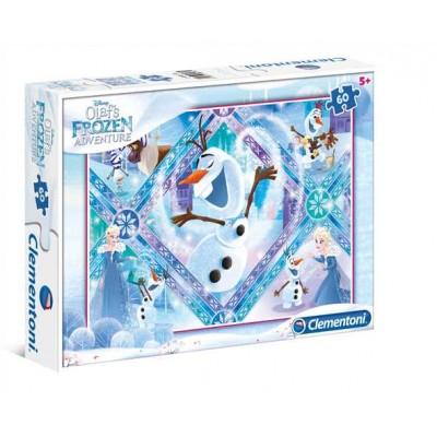 Puzzle  Clementoni-08435 Frozen