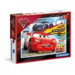 Puzzle  Clementoni-08513 Cars 3