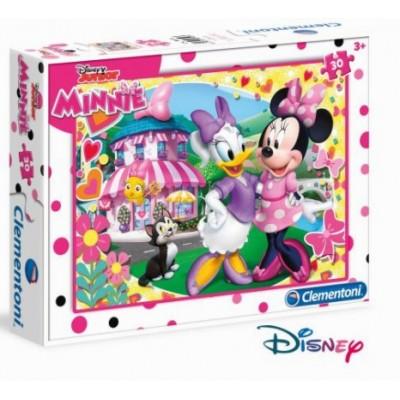 Puzzle  Clementoni-08516 Minnie