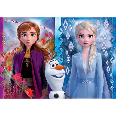 Puzzle  Clementoni-20251 Disney - Frozen 2
