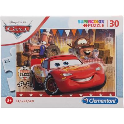Puzzle  Clementoni-20255 Cars