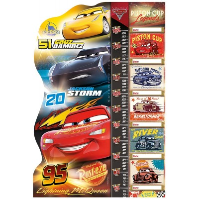 Puzzle  Clementoni-20319 XXL Teile - Cars 3