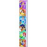 Clementoni-20328 Measure Me Puzzle - Disney Princess