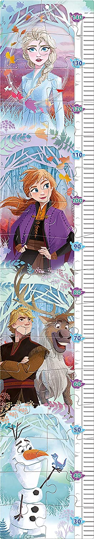 Clementoni-20331 XXL Teile - Grossenmesser - Measure Me Puzzle - Frozen 2